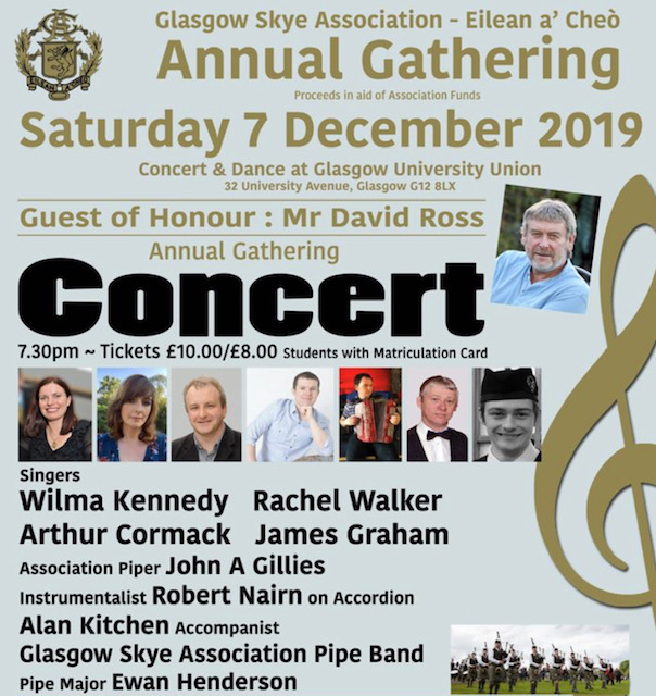 Sat 7th Dec 2019, Glasgow University